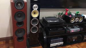 home theater audio my home theater stereo audio room setup update youtube