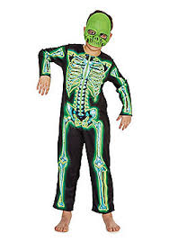 Glow Dark Halloween Costumes Kids U0027 Halloween Halloween Costumes Kids U0026f Tesco
