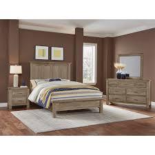 maple road weathered gray mansion bed bernie u0026 phyl u0027s furniture
