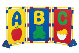 Panel Room Divider Abc Play Panel Room Divider