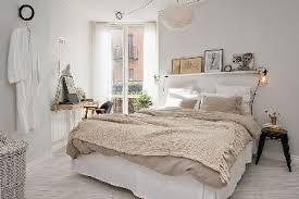 deco chambre boheme couleur chambre blanche et beige pour déco bohème chic