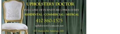 Md Upholstery The Upholstery Doctor Salisbury Md Us 21801