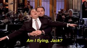Leonardo Meme - leonardo dicaprio crashes jonah hill s snl monologue to re enact