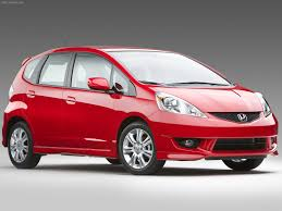 honda fit sport 2009 pictures information u0026 specs