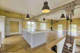 Upside Down House Floor Plans Ixworth Pumping Station Conversion On Market For 750k Daily