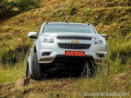 chevrolet trailblazer 2015 chevrolet trailblazer launch on 21 u0027st october booking to open on