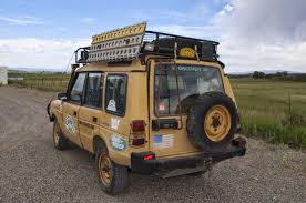 land rover discovery camping 1993 land rover discovery rally car jpg 1600 1059 discoverys