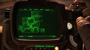 Fallout 3 Bobblehead Map by Big Guns Bobblehead Fallout 4 Wiki