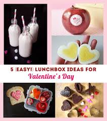 5 easy s day lunch box ideas one hungry