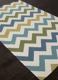 Blue White Striped Rug 27 Modern Geometric Patterns That Are Trending In Rugs