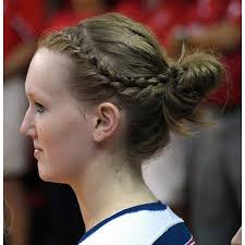 Cute Sporty Hairstyles 91 Best Volleyball Hair Don U0027t Care Images On Pinterest