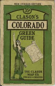 Map Of The State Of Colorado by Colorado Pocket Maps Clason Map Company And Other Publishing