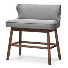 bar height bench with back wayfair