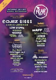 Fearfest Tickets