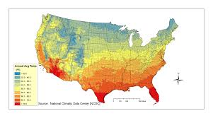 Rainfall Map Usa Vegetation In Function Of Precipitation And Temperature Ipcc 1996