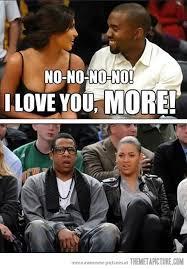 Love You More Meme - i love you more the meta picture