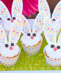 easter decorations on sale 8 easy ideas for easter cupcakes real simple