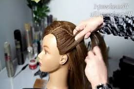 hair style on dailymotion rope braided side bun hairstyle video dailymotion wedding