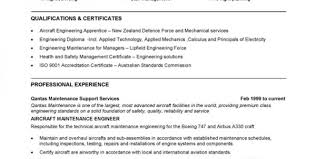 Sample Of Resume For Mechanical Engineer by Download Boeing Mechanical Engineer Sample Resume