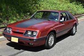 1985 mustang gt pictures one family car w 29k sharp 1985 ford mustang gt 5