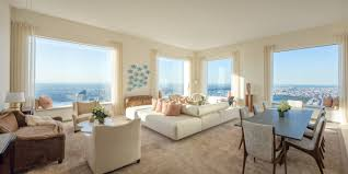 luxury 86th floor penthouse at 432 park avenue new york the
