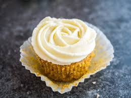 best carrot cake cupcakes with cream cheese frosting