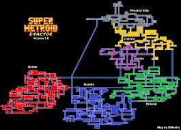 Metroid Nes Map Super Metroid Redesign U2013 Download Most Popular Games