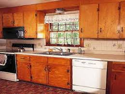 Refinishing Wood Cabinets Kitchen How To Repaint Kitchen Cabinets Wood U2014 Desjar Interior