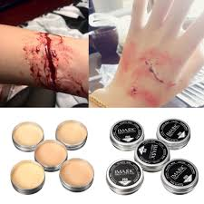 popular fake wounds makeup buy cheap fake wounds makeup lots from