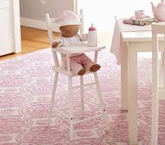 Pottery Barn Critter Chair Baby Doll High Chair Pottery Barn Kids