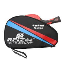 reiz 5 stars table tennis racket ping pong paddle match training