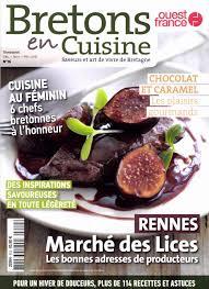 bretons en cuisine magazine bretons en cuisine en commande sur zepresse fr