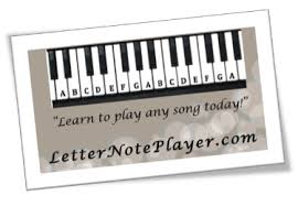 letter note player