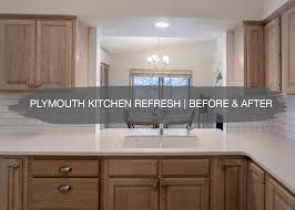 spray paint kitchen cabinets plymouth minor upgrades for a fresh kitchen refresh construction2style
