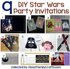 wars party 75 diy wars party ideas about family crafts