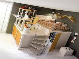 Bunk Bed With Desk Underneath Bunk Bed With Futon And Desk For - Full bunk bed with desk