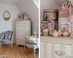 Deco Chambre Shabby Le Clos Saint Fiacre E Magdeco Magazine De Décoration