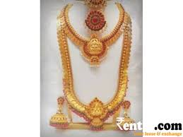bridal set for rent bridal jewellery for rent in erode erode rentlx india s