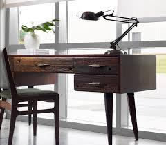 Reclaimed Wood Desk Furniture Make Your Office More Eco Friendly With A Reclaimed Wood Desk