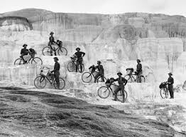 Good West Seattle Bike Routes by 1896 African American Buffalo Soldiers Test Bikes For Army On