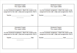 coupon templates u2013 25 free word pdf psd documents download