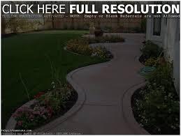 backyards modern desert landscape designs small backyard design