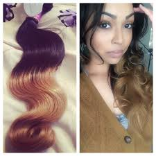 Aliexpress Com Hair Extensions by Yvonne Hair Ombre Peruvian Body Wave Extensions Initial And