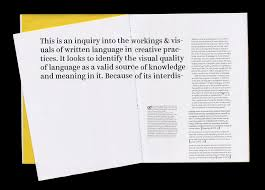 visual layout meaning projects elena etter