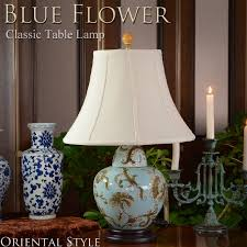 Antique Porcelain Table Lamps Decorplus Rakuten Global Market Blue Flower Pottery Table Lamp