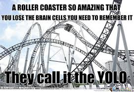 Roller Coaster Meme - epic roller coaster by quibble42 meme center