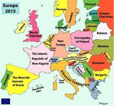 Turkey Map Europe by Europe In Year 2015 The World Of Labour