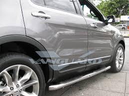 Ford Explorer Accessories - side steps nerf bars s s u0026 b k auto beauty vanguard