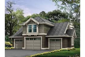 spacious detached garage with attic storage hwbdo14868 craftsman