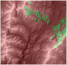 qgis viewshed tutorial using viewshed and observer points for visibility analysis help